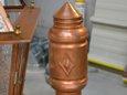 La storia della tecno rame installazione e lavorazione for Installazione di condotte idriche in rame
